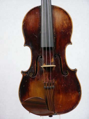 Image of Mittenwald violin c.1890